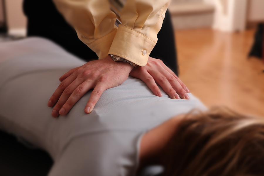 Chiropractors are the spinal health experts.